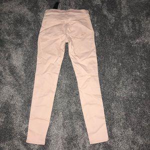 Express Jeans - blush jeans